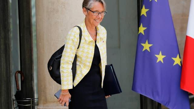 """""""Il s'agit de 50 millions de taxes en moins"""", affirme Elisabeth Borne."""