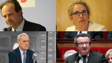 """Jean-Marc Germain, Delphine Batho, Henri Emmanuelli et Christian Paul font partis du """"club des 41"""""""