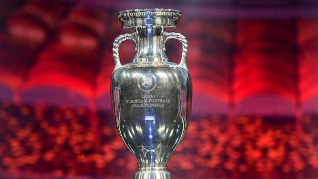 Le trophée de l'Euro