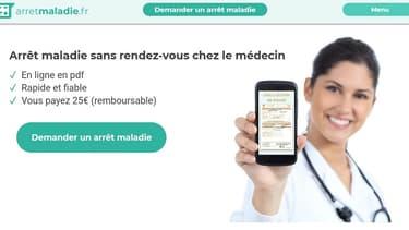 Arretmaladie.fr, le site par qui le scandale arrive