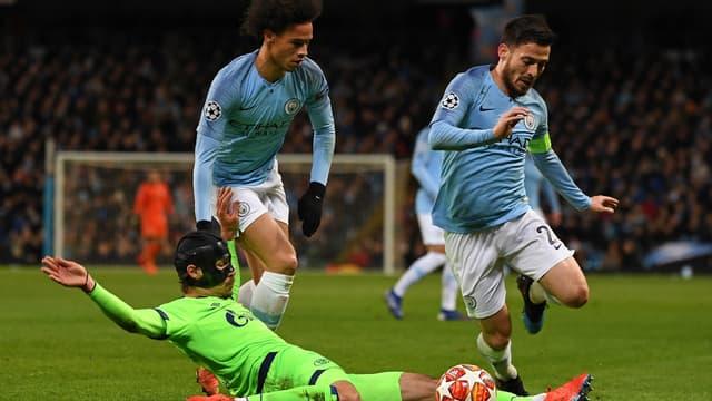 Manchester City martyrise Schalke dans ce 8e de finale retour.