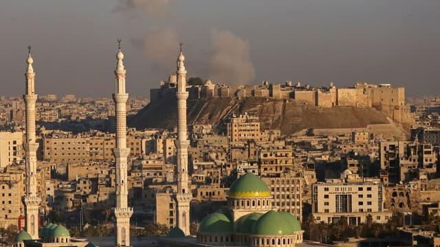 Moscou et Ankara prévoient un cessez-le-feu en Syrie avant le début de la nouvelle année. (Photo d'illustration)