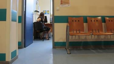 Une consultation médicale (photo d'illustration)
