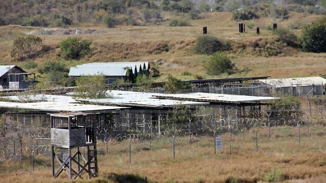 La prison de Guantanamo, située à Cuba, abrite les prisonniers américains soupçonnés d'avoir effectué les attentats du 11 septembre 2001