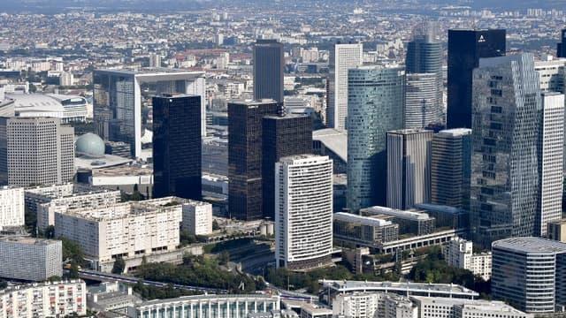 La Défense près de Paris