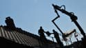 La construction de logements a baissé de 6,9% en 2020