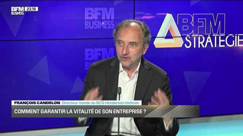 BFM Stratégie (Cours n°159): Comment garantir la vitalité de son entreprise ? - 17/07