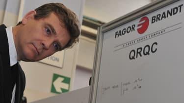 Arnaud Montebourg s'était engagé auprès de FagorBrandt.