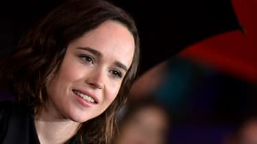 Ellen Page, le 18 octobre 2015