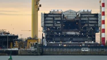 Le gouvernement français veut un partage 50-50 avec Fincantieri pour les chantiers navals