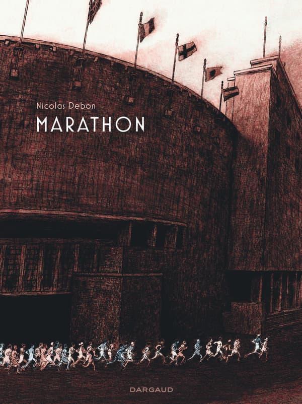 """La BD """"Marathon"""""""