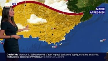Météo Côte d'Azur: de belles éclaircies pour ce mardi