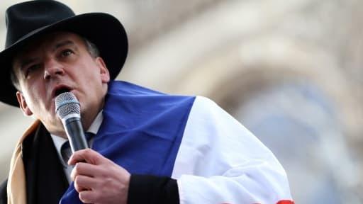 Nicolas Miguet est également le président du Rassemblement des contribuables français.