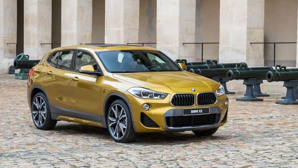 Le nouveau BMW X2