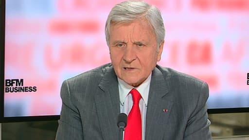 Jean-Claude Trichet, l'ancien président de la BCE, était l'invité de BFM Business ce jeudi 5 juin.