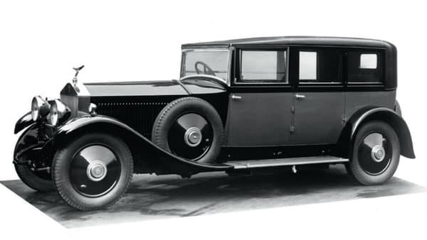 La première génération de la Phantom fût dévoilée en 1925.