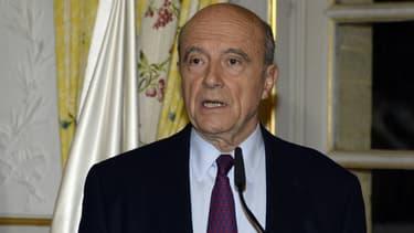 Alain Juppé depuis Bordeaux.