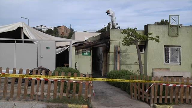 Un incendie a eu lieu samedi à l'aube dans une salle de prière musulmane à Ajaccio, en Corse-du-Sud.