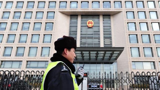 Zhao Zewei a été condamné à la peine de mort en juillet.