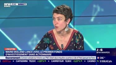 Marie Ekeland lance 2050, le premier fonds d'investissement sans actionnaire - 24/11