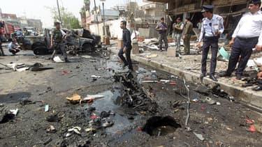 Deux jihadistes français de l'EI ont commis des attentats suicides en Irak, selon le groupuscule terroriste. (Photo d'illustration)
