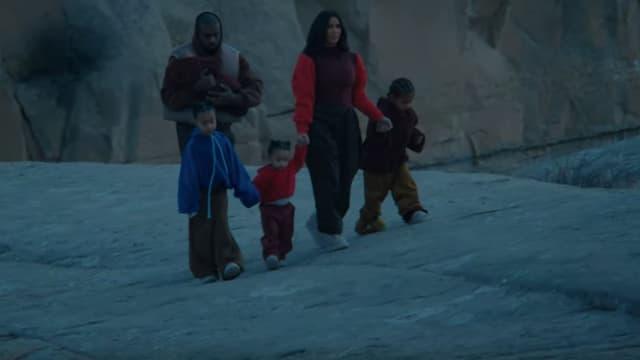 Le nouveau clip de Kanye West