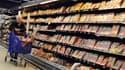 Les prix à la consommation sont restés stables sur un mois.