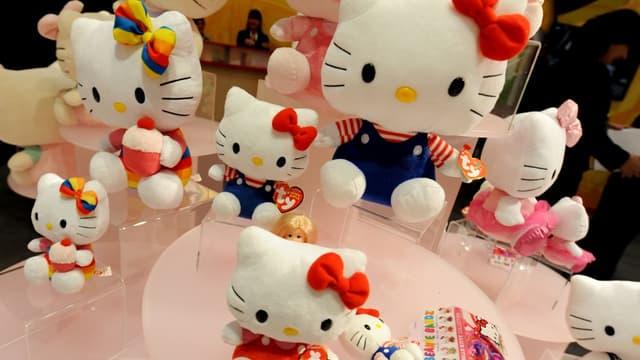 Selon son créateur, le personnage de dessin animé Hello Kitty ne représente pas un chat mais une jeune fille britannique.