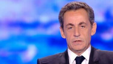 Jean-François Copé et Bruno Le Maire ont taclé Nicolas Sarkozy dès leur présentation.