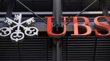 La filiale française d'UBS est mise en examen pour démarchage illicite.