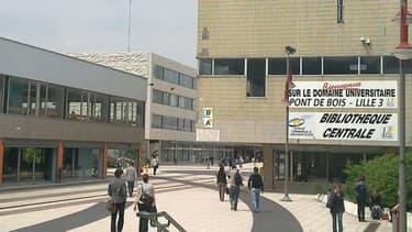 L'Université Lille-III, un des sites concernés par le Plan Campus.
