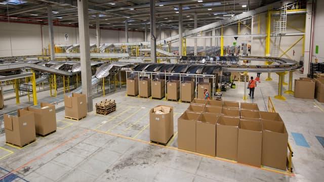 Les robots doivent aider Amazon à réduire ses délais de livraison.