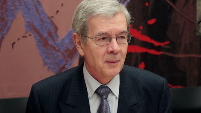 Le président du conseil d'administration d'Areva Philippe Varin