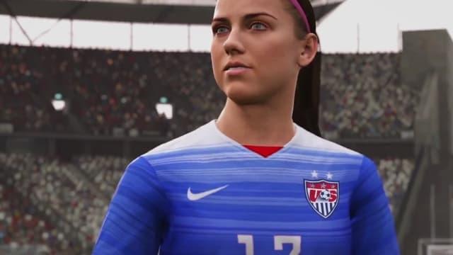 Des équipes féminines dans FIFA 16