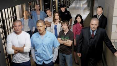 """La série """"Prison Break"""" avait été arrêtée après quatre saisons.FOX"""