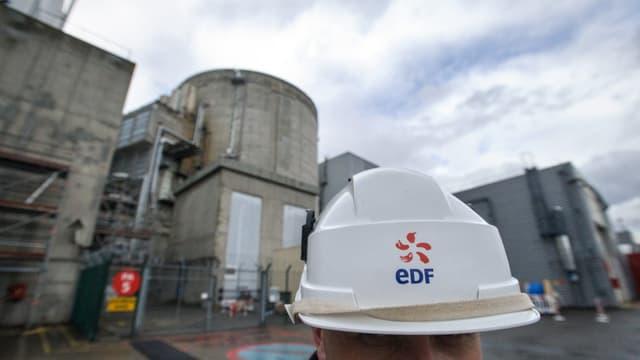 EDF pourra redémarrer le réacteur de la centrale de Paluel.