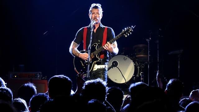Jesse Hughes en concert aux Etats-Unis en octobre 2015