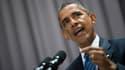 Barack Obama a donné un discours sur l'accord iranien portant sur le nucléaire mercredi.