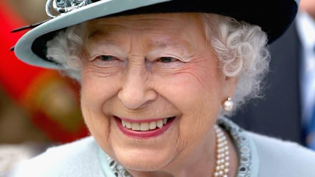 La Reine Elisabeth II.