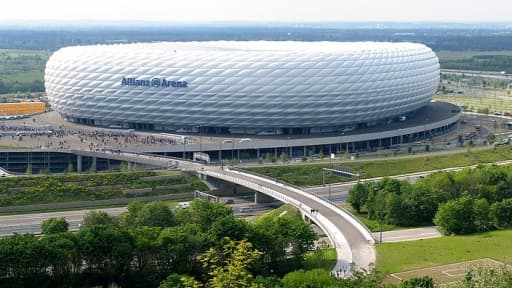 Le Bayern Munich a construit son modèle économique autour de son stade, l'Alliance Arena.