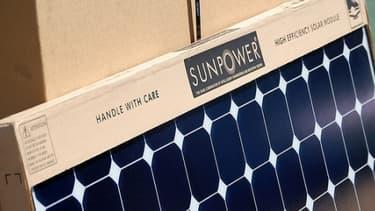 Le groupe SunPower est une filiale de Total, cotée à la bourse de New York.