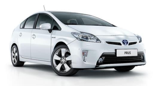 La Toyota Prius est l'un des modèles hybrides les plus emblématiques de la marque japonaise.