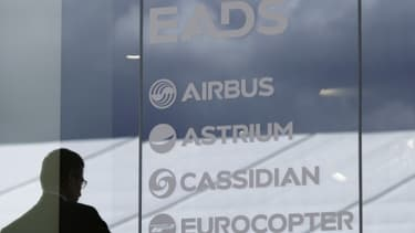 EADS a été rebaptisé Airbus Group.