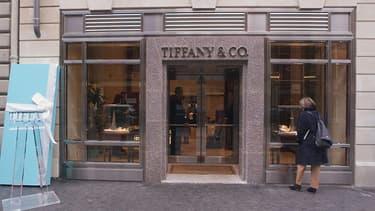 Le magasin situé à proximité de la Trump Tower a vu ses ventes diminuer de 14%.