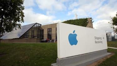Apple a établi son siège européen en Irlande en 1980