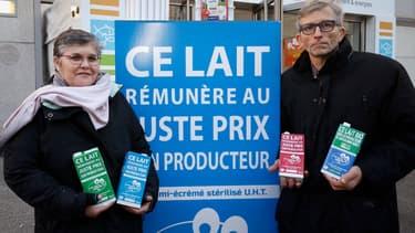 Fin 2019, la fameuse brique de lait à 99 centimes se sera vendue à 130 millions d'exemplaires.