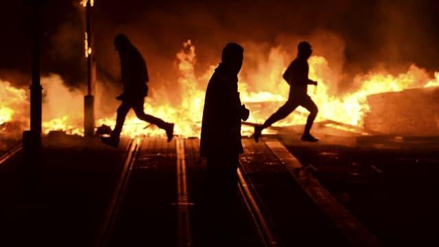 De violents affrontements ont eu lieu, ce samedi 8 décembre à Bordeaux, en marge des manifestations des gilets jaunes