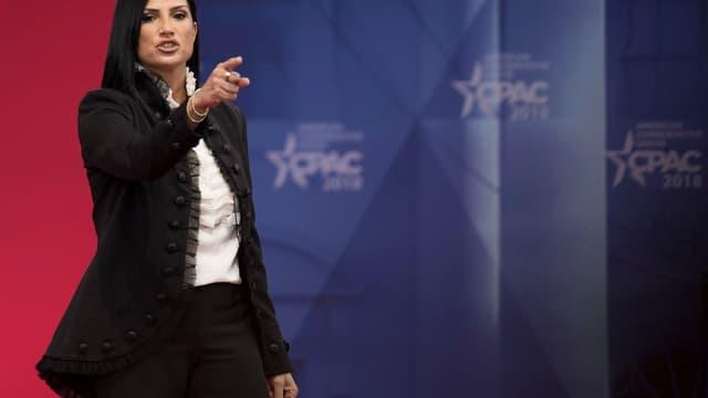 Dana Loesh, porte-parole de la toute-puissante NRA.