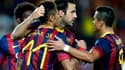Neymar et Fabregas