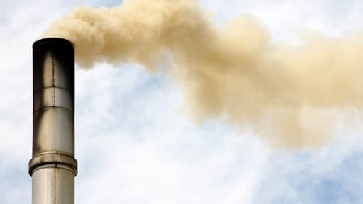 Les entreprises européennes doivent équilibrer leurs émissions de CO2 par l'achat de quotas.